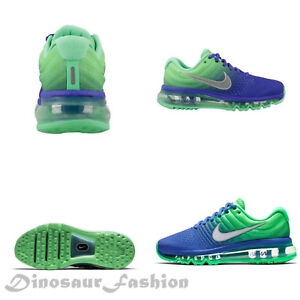 Details about NIKE AIR MAX 2017 (GS) <851622 400>. GIRLS & BOYS Athletic Shoes.NEW IN BOX