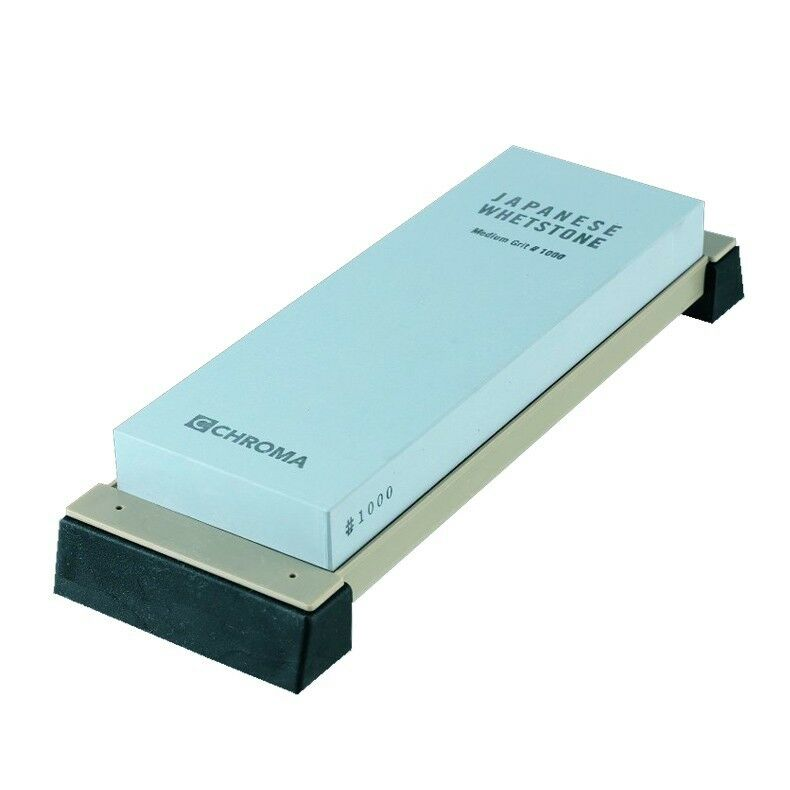 Chroma Schleifstein ST-1000 Körnung 1000 extra breit       Sehr gelobt und vom Publikum der Verbraucher geschätzt  e4a45f