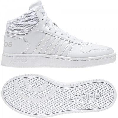 Scarpe Hoops 2.0 Mid Bianco adidas | adidas Italia