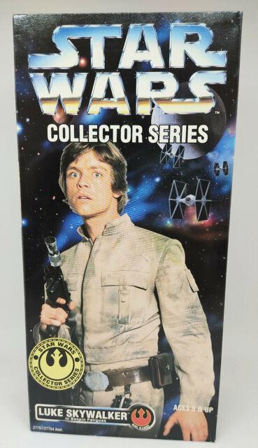 STAR WARS COLLECTOR SERIES 1/6 - LUKE SKYWALKER sin abrir KENNER 1996