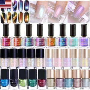 6-9-10ml-Nail-Polish-Holo-Cateye-Magnetic-Mirror-Glitter-Varnish-DIY-Born-Pretty