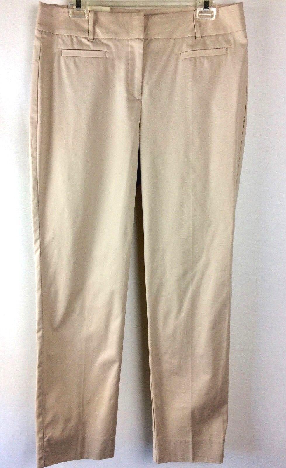 Ann Taylor Women'n Ankle Pants Curvy Fit