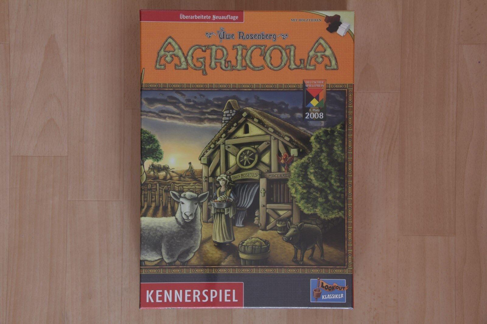 Agricola Lookout Games Neu OVP noch in Folie verschweisst