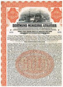 Dortmunder-AG-fuer-Gasbeleutung-Wasserwerk-1928-Gold-Anleihe-1000