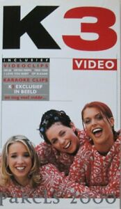 K3-PARELS-2000-VHS