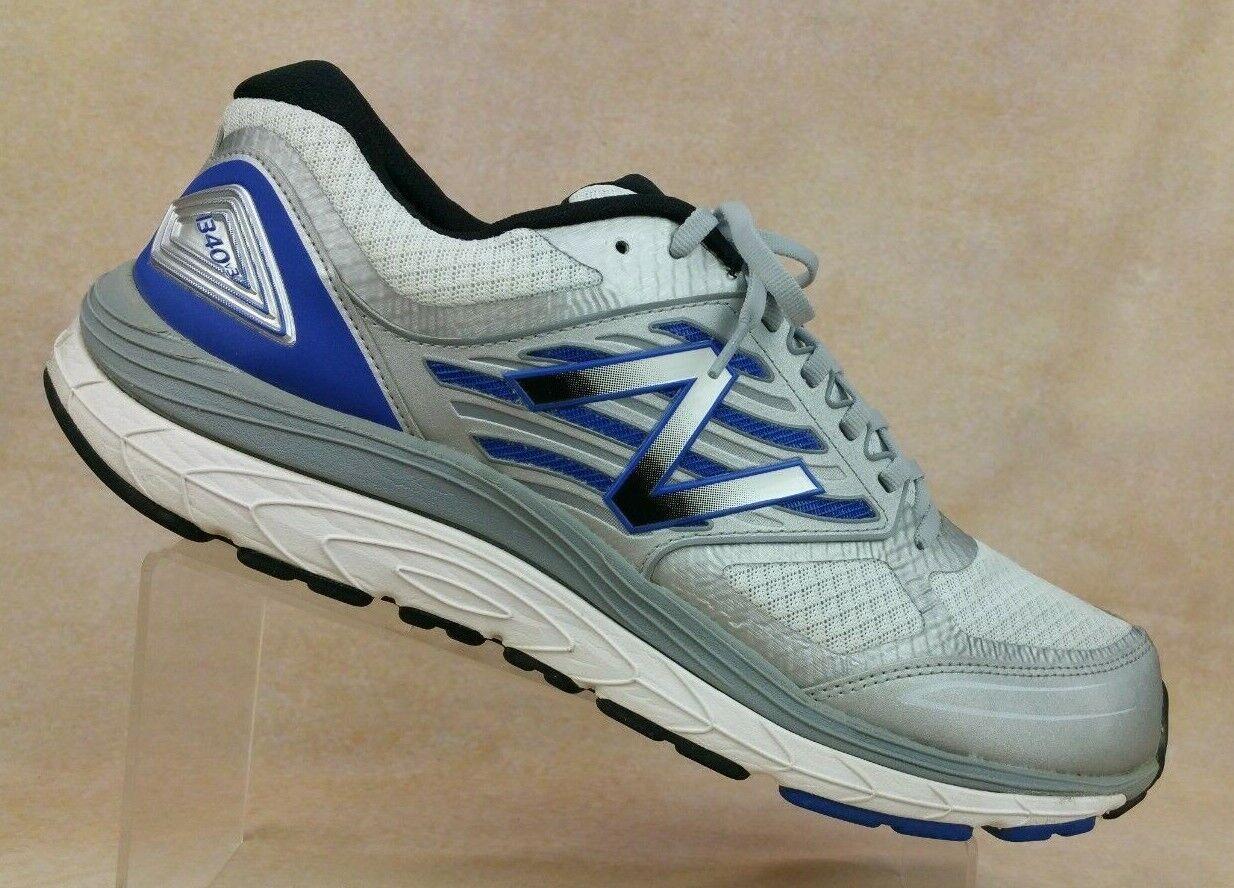Nuovo saldo  1340v3 bianca blu Running Training scarpe M130WB3 Men 12.5 (2E)   47  costo effettivo