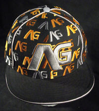 """New Era 59Fifty"" -  Acapulco Gold - ""AG Embroidered"" SZ 7 1/2 Cap Hat $50 New!"