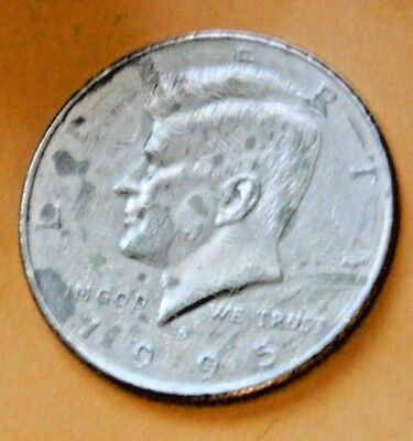 Kennedy Half Dollar Circulated 1973 Denver Mint  USED Class Reunion Gifts?