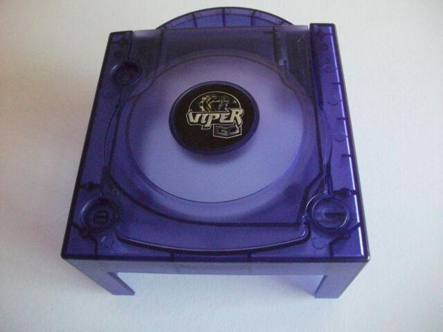 NINTENDO GAMECUBE / VIPER CASE SHELL ( FOR USE FULL SIZE DVDS 12CM )
