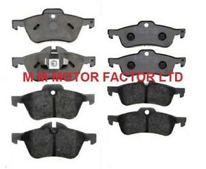 BMW-amp-Mini-One-Cooper-S-D-R50-R53-2001-2006-Front-amp-Rear-Brake-Pads