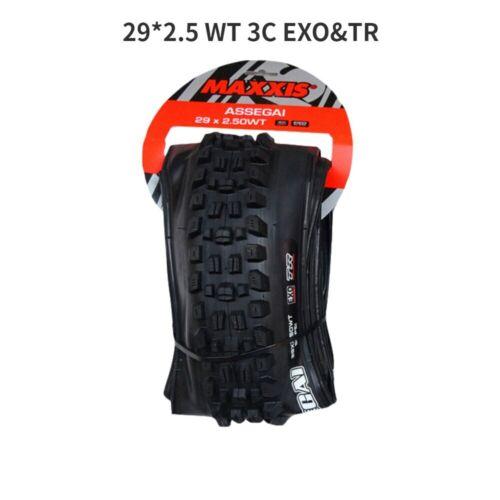 MAXXIS Assegai 27.5 29/'/'x2.5WT 3CMaxx Grip MaxxTerra EXO TR DH Foldable MTB Tire
