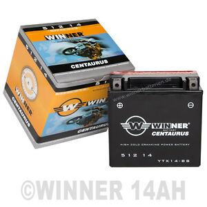 roller batterie 14ah 220a en 12v agm ytx14 bs motorradbatterie. Black Bedroom Furniture Sets. Home Design Ideas