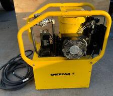 Enerpac Electric Hydraulic Pumppower Pack Gper5440jfhlv Gpex5 5440 480v 10000