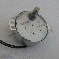 1Pcs TYC49 AC220V Micro Gear Box Motor Reducer Motor 20RPM For Electric Fan DIY