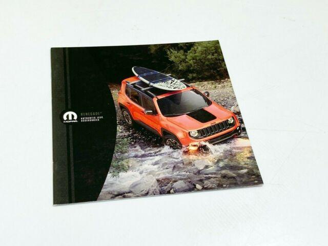 jeep renegade accessories brochure