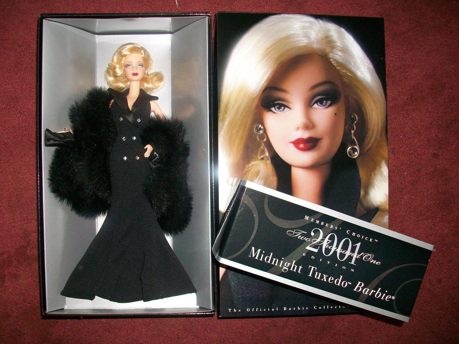 2001 de la noche Esmoquin Barbie miembros elección Menta en caja