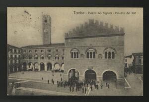 cartolina-TREVISO-piazza-dei-signori-palazzo-del-300