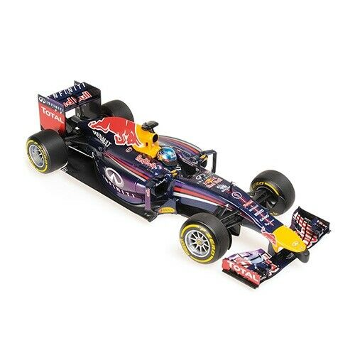 Minichamps 110 110301 110 140001 rosso BULL F1 Model Cars S Vettel 2011 2014 1 18