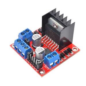 Details about  /L298N DC Stepper Motor Driver Module Dual H Bridge Control Board for Arduino