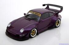 1:18 GT Spirit Porsche 911 (993) RWB purple-metallic
