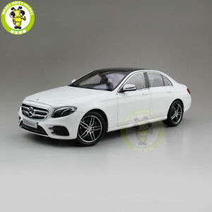1-18-iScale-Daimler-Mercedes-Benz-E-Class-Klasse-Diecast-Model-Car-Gift-White