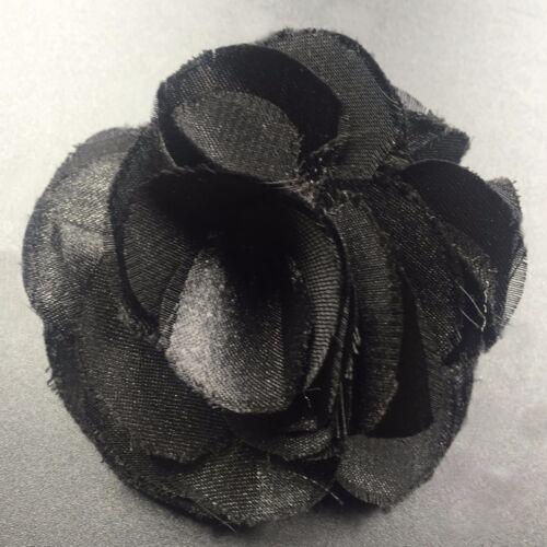 HAARBLUME Ansteckblume Haarklammer Haarspange Krokodilspange Brosche SD3