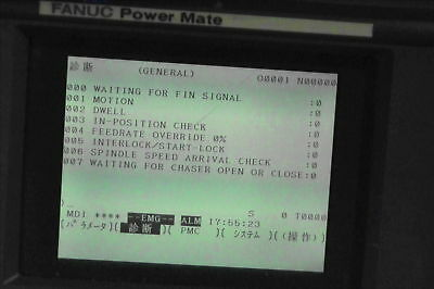 FANUC POWER MATE MODEL-D A02B-0166-B531 TESTED WORKING FREE SHIP | eBay