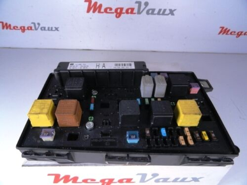 Zafira B 2005-2011 Tech 2 Reset 93184656 HA Vorsicherung Box Astra H 2004-2009