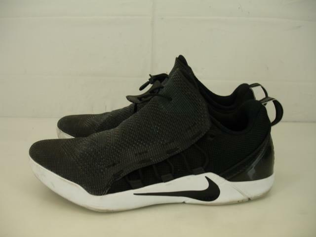 wholesale dealer 8fb7d 8ef25 Mens 10 Nike Kobe A.D. NXT 882049-007 Black Silver White Toggle Basketball  Shoes
