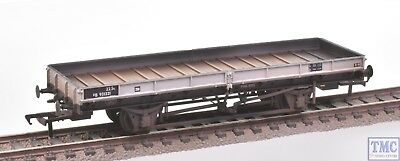 38-856Z Bachmann OO Gauge Plate Wagon Lackenby Works Freight Grey E212085