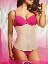 Esbelt Shapewear Girdle slims and firms belly bulge lower back 404 XS Nude Bege