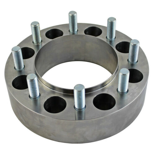 """Dodge 2500//3500 1.25/"""" Steel Wheel Spacers by Stahl Steel Made in the USA 2"""