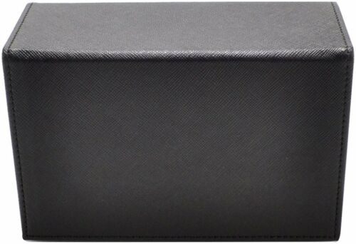 Black DEX Protection GAMING SUPPLY BRAND NEW ABUGames Dualist Deck Box