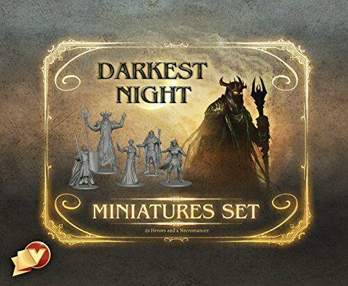 Darkest Night Miniatures Set - inglese  (a2F)  liquidazione fino al 70%