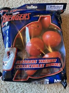 NECA Toy Capsule Collectibles Marvel Avengers Edition BRAND NEW 2021