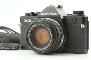 * EXC+5 * Olympus OM-2S Program 35mm Film Camera w/ 50mm f/1.8 from JAPAN