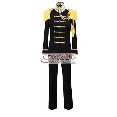 Hetalia Axis Powers Japan Honda Kiku Reversion Female Uniform Cosplay Costume