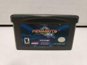 Medabots-AX-Rokusho-Nintendo-Gameboy-Advance-GBA