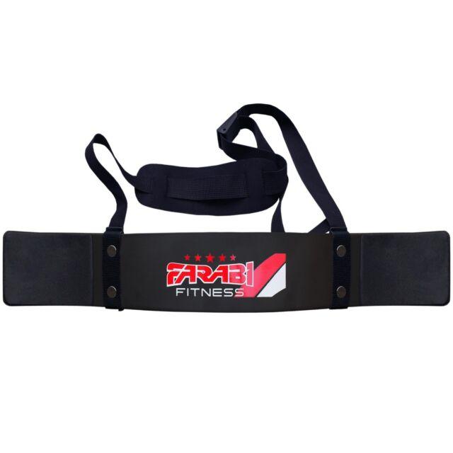 Details about  /ISLERO Weight Lifting Arm Blaster Biceps Isolator Gym Support Belt Bodybuilder show original title