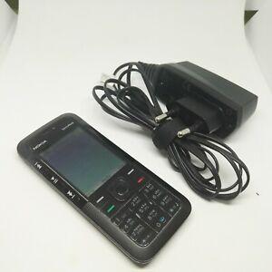 Nokia-XpressMusic-5310-Black-Unlocked-Cellular-Mobile-Phone-Top-Condition