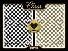 New COPAG 100% Plastic Playing Cards CLASS MODERN  New Style Bridge Jumbo Index