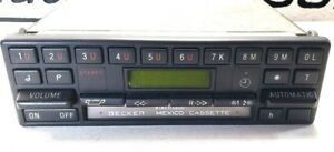 Details about Becker Radio Model 628 with Bluetooth Streaming