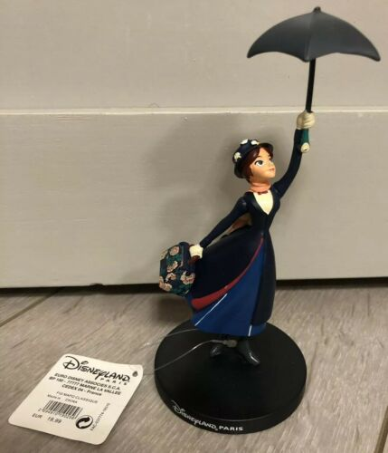 FIGURINE MARY POPPINS CLASSIQUE Classic Disneyland Paris