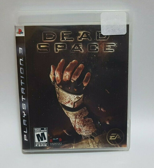 Dead Space (PlayStation 3, 2008) Complete