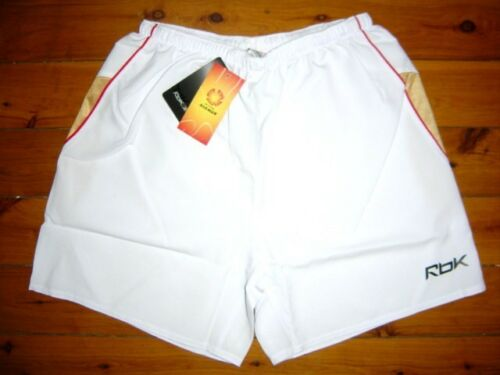 ADELAIDE UNITED 2007 AFC CHAMPIONS LEAGUE REEBOK AWAY SHORTS LARGE