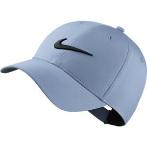 a7b2c48c NIKE MEN'S LEGACY91 TECH GOLF HAT/CAP - INDIGO FOG | eBay