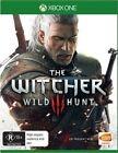 The Witcher 3: Wild Hunt (Microsoft Xbox One, 2015)