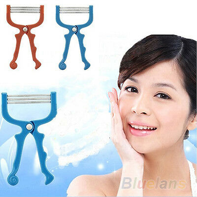 Face Care Handheld Facial Hair Removal Threading Epilator Depilator Beauty B52U