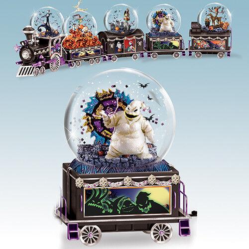Nightmare Before Christmas NMBX HALLOWEEN GLOBE TRAIN #003 OOGIE BOOGIE