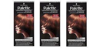 3 Testanera Couleur Cheveux Palette Anti Dommage Marron Glacé 5 24